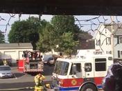 Fire main St Landisville