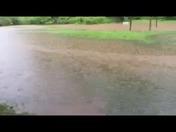 Creek Flooding in Markleysburg