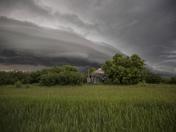 Stormy Prairies