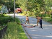 Fire in Goffstown