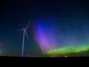 Northern Lights over Iowa
