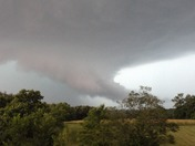 Tornado in Lovilia 06-22-2015
