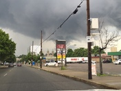 Clouds in Bellingham and Woonsocket