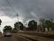 Clouds/Tornado Franklin MA