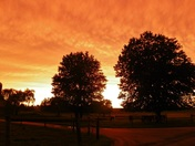 Calm after the storm ... Salisbury Township