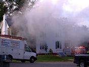 Windsor Township Freysville Road House Fire