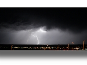 I-25 Bernalillo  Ammazing Lightning New Mexico