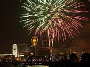 Des Moines Fireworks