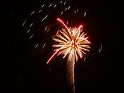Fireworks at Humboldt IA