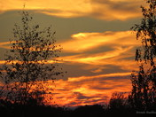 St Albans Sunset