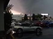 tornado in Olathe