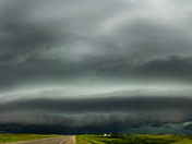 South Dakota Shelf Cloud