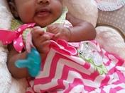 Aaliyah Brooklyn 3 months