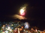 2015 Yarmouth Clam Festival Fireworks