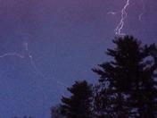Lightning in Kennebunk