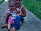 Ava and Gracelynn