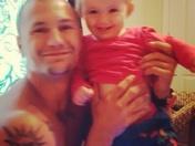 I love my Daddy!