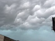 stormy weather in Nevada,IA