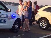 crash on causeway drunk driver