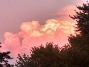 Clouds  In Chalco Hills Nebraska