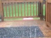 Hail in Windham