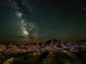 Night Skies Winner | Badlands National Park
