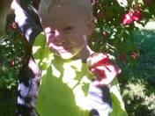 My son James