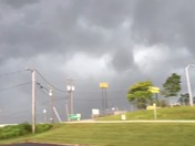 Storm over Powdersville