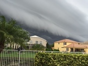 Storm the other day
