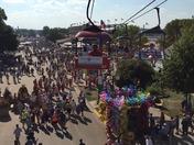 Iowa State Fair Skyride