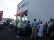 Gheen Properties, Inc. announces the grand opening of Tesla