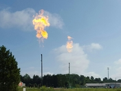 Piedmont Natural Gas burning