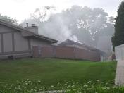Franklin Garage Fire