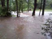Flooded stream!