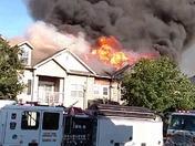 Oak Street Lititz Fire