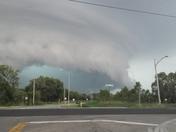 Ominous stormfront