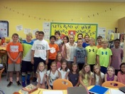 Dale's School Salute- Basanda's Fifth Grade Class at Monarch Elementary