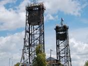Allanburg lift bridge