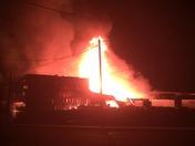 Major Marietta Fire