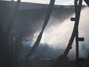 Marietta Pallet Factory Fire