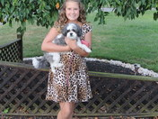 Kenzye's First Day at Ringgold Middle School