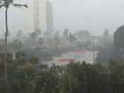 Hurricane Erica - West Palm Beach, FL