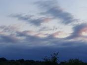 Pretty clouds for sure, Glenwood Iowa