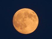 Almost Supermoon