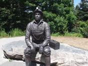 Elliott Lake Mining Memorial