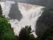 Big Rain Wild Falls