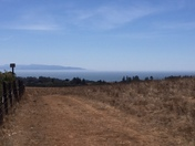Looking at Monterey from UCSC