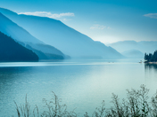 A Beautiful Haven - Lillooet Lake
