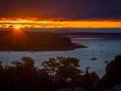 Sunrise Belfast Maine