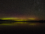 Northern Lights of Algonquin